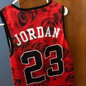 Givenchy Michael Jordan Chicago Bulls Jersey